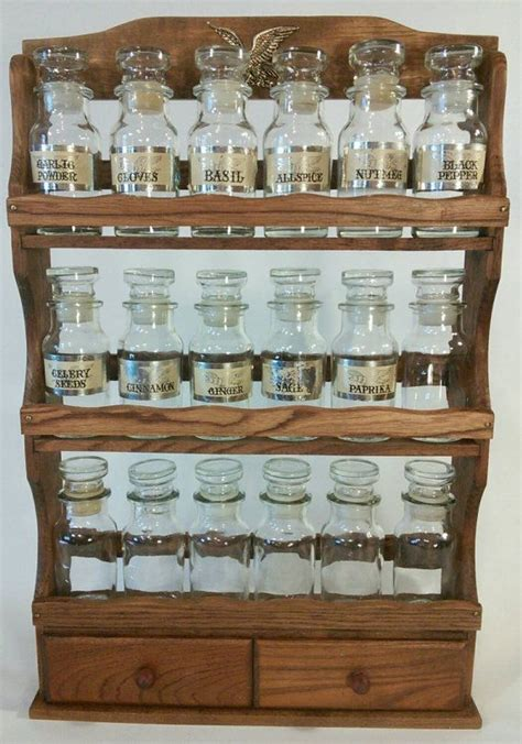 Buy Wooden Spice Rack by 25 Best Ideas About Wooden Spice Rack On