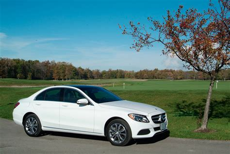 It is its own vehicle and its purpose was not to try and emulate other vehicles in its category, but rather to stand alone for what. Review: 2015 Mercedes-Benz C300 4MATIC | Canadian Auto Review