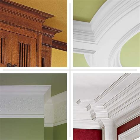 crown molding  add charm   luxury custom home
