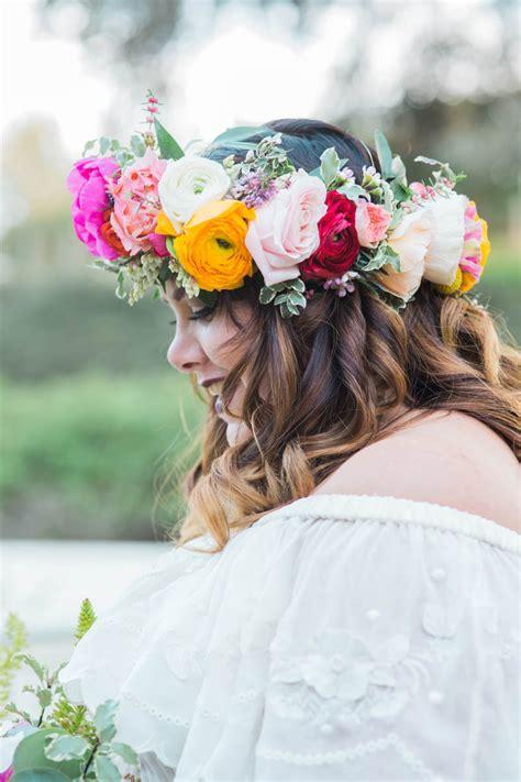 Boho Anthropologie Inspired Wedding Bespoke Bride
