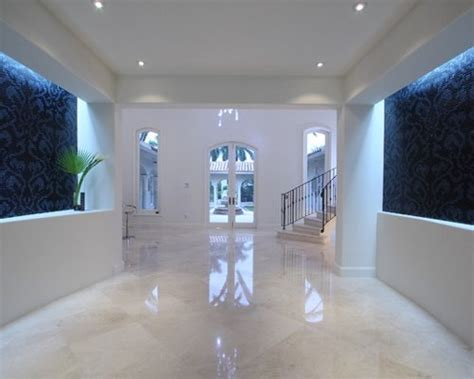 Marble Floor Home Design Ideas, Pictures, Remodel And Decor