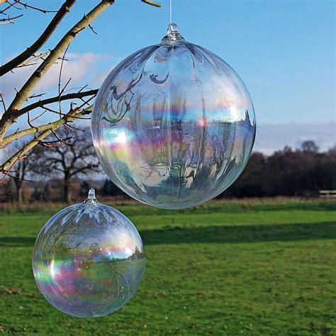 Garten Deko Glaskugel by Seifenblasen Glaskugel Biber De
