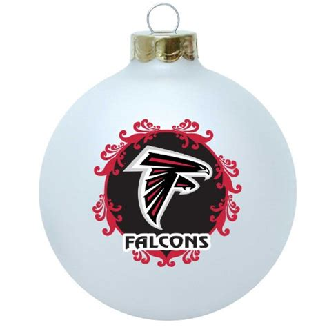 atlanta falcons christmas tree ornaments christmas