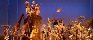 Broadway Direct Features The Lion King Celebrates 15