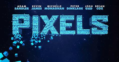 Pixels Trailer Preview Unleashed Full Trailer Coming Tuesday