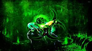 Augmented Singed | LoL Wallpapers
