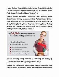 fast custom essay writing service