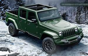 Jeep Wrangler Pick Up : new spy shots show 2020 jeep wrangler pickup with production ready truck bed onallcylinders ~ Medecine-chirurgie-esthetiques.com Avis de Voitures