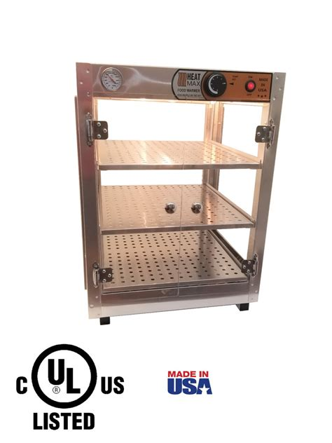 commercial food warmer heatmax xx pizza pastry