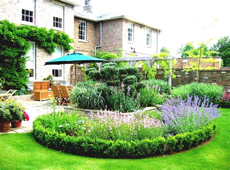 Home Yard Design Software : How To Find Simple Garden Designs Ideas In Online Magazine