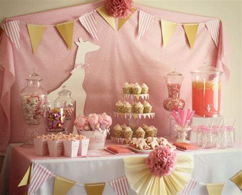 karas party ideas pink giraffe baby shower party karas