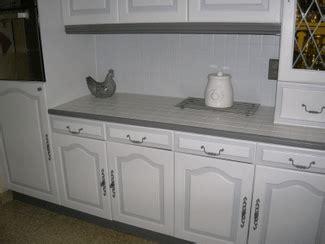 meuble de cuisine repeint relooker ma cuisine en chêne résolu