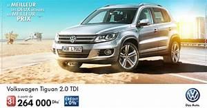 Offre Volkswagen Tiguan : volkswagen promotion et offres des volkswagen au maroc ~ Medecine-chirurgie-esthetiques.com Avis de Voitures