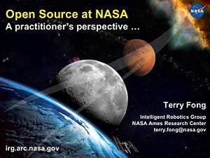 2011 NASA Open Source Summit - Terry Fong