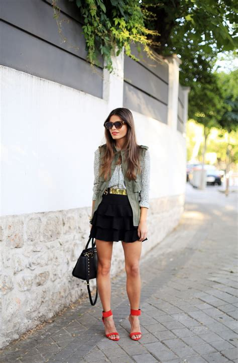 mini skirts   style  summer  fashiongumcom