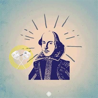 Shakespeare Gifs William Escritores Literatura Cbc Articulo