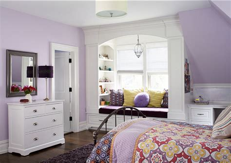 lavender painted rooms modern family home home bunch interior design ideas