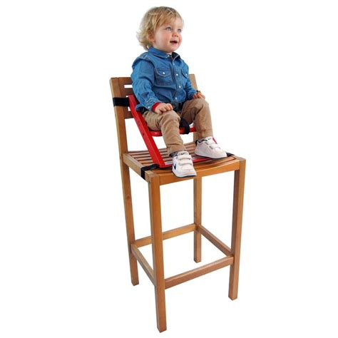chaise de table pour bébé chaise bebe adaptable sur table pi ti li