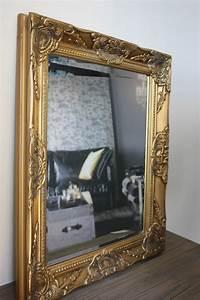 Barock Spiegel Gold Antik : spiegel wandspiegel barock gold antik holz landhaus cottage patina badspiegel ebay ~ Bigdaddyawards.com Haus und Dekorationen