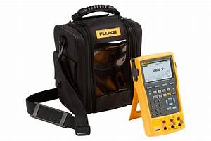 Fluke 754 documenting process calibrator with hart for Fluke 754 documenting process calibrator hart