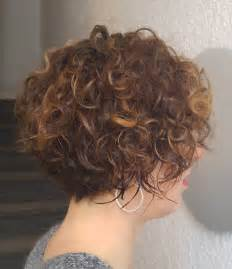 HD wallpapers short curly wedge hairstyles pictures