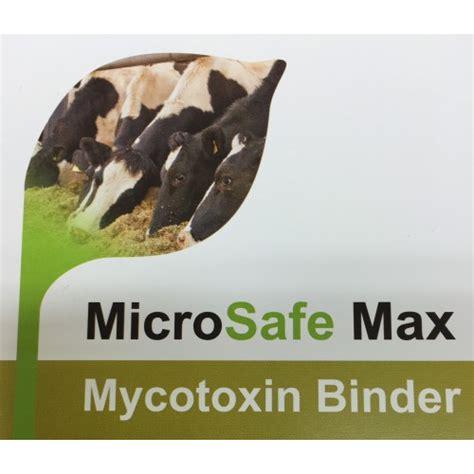 microsafe max mycotoxin binder  shepherd animal health