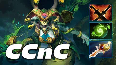 ccnc medusa gorgon dota 2 pro gameplay youtube