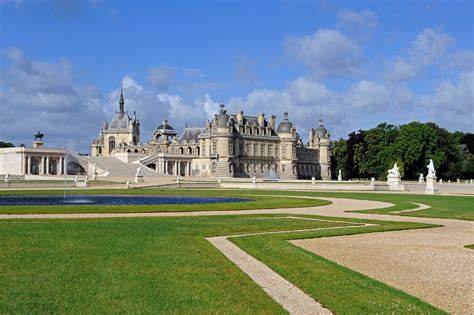 Of Chantilly by Ch 226 Teau Domaine De Chantilly