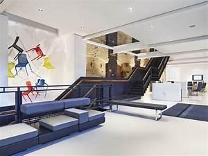 Impressive Furniture Showroom Occupying a 3-Storey