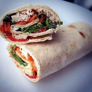 Recette Avec Tortillas Wraps : recette de wraps poulet crudit s ~ Melissatoandfro.com Idées de Décoration
