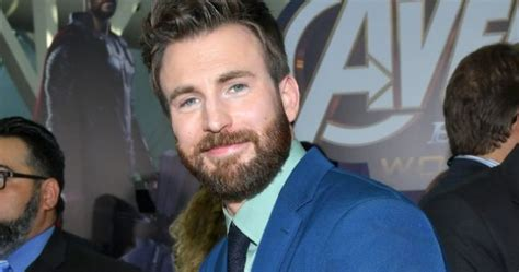 "Chris Evans gives interview addressing that ""embarrassing ..."