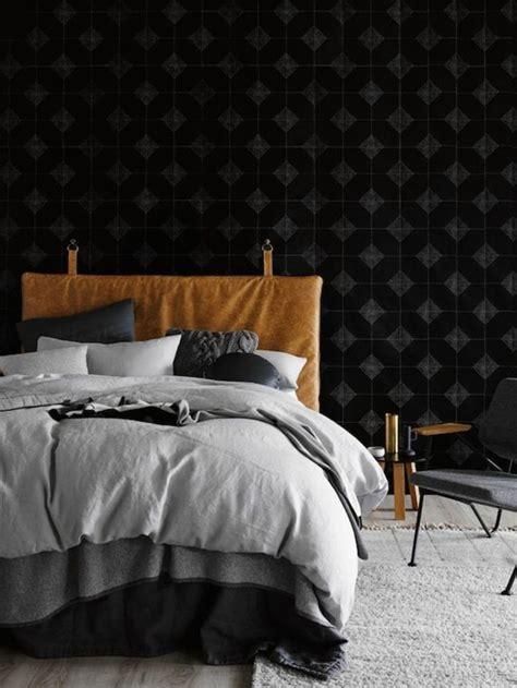 choisissez un lit en cuir pour bien meubler la chambre à
