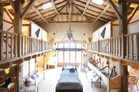 architecture barns converted  post beam construction