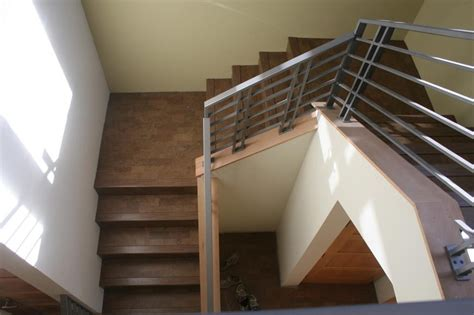 cork flooring for stairs 48 best images about cedar staircase on pinterest floors stairs and fencing