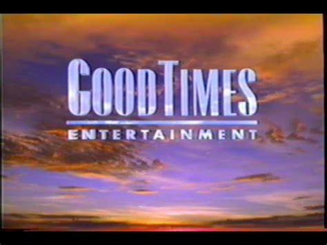 Good Times Entertainment (1998) Company Logo (VHS Capture ...