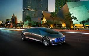 2015 Mercedes Benz F 015 Luxury Wallpaper HD Car