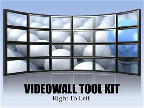 tool wall template powerpoint video templates video wall tool kit a