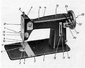 Pfaff Sewing Machine Instructions