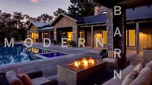 Cyd Greer presents Modern Barn Napa Valley - YouTube  Modern