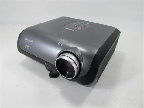 sharp pg mb66x notevision projector premier equipment