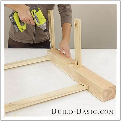 Build Basic Side Coffee Pocket Tables Wood