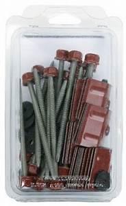 Serrurier Le Cannet : kit fixation cobacier bois tirefonds plaquettes ~ Premium-room.com Idées de Décoration