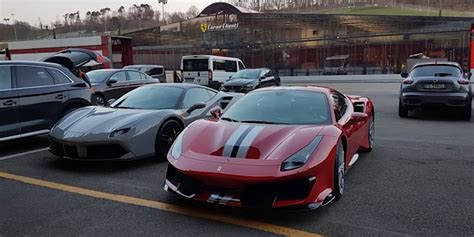 Watch Ferrari 488 Pista Caught In The Wild Fcauthority