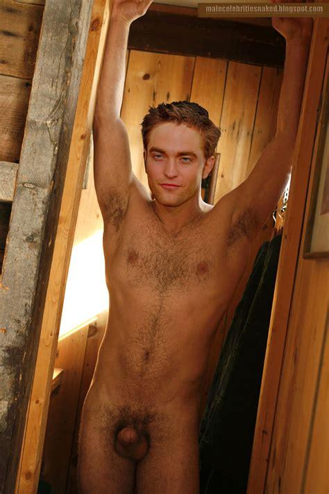 Malecelebritiesnaked Robert Pattinson Naked Ii