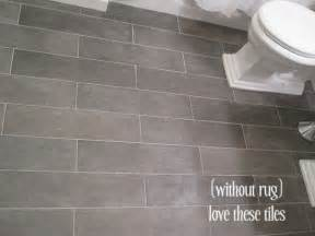 bathroom tile tiles crossville ceramic co from the great indoors 6x24 planks color lead
