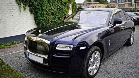 Rolls-royce Phantom [4] Wallpaper