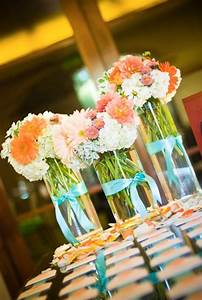 67 best images about Tiffany blue and coral wedding on ...