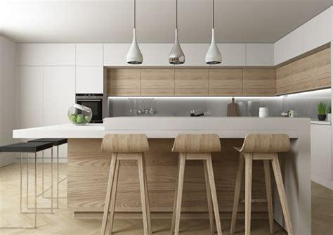 poser sa cuisine luminaire bois et metal mzaol com