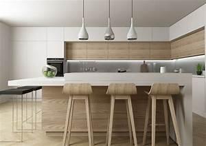 Suspension Pour Cuisine Moderne : luminaire suspendu cuisine 50 suspensions design ~ Teatrodelosmanantiales.com Idées de Décoration