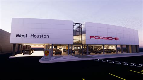 Porsche dealership underway - Parkway Constructions